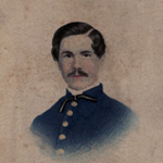 Marvin D. Pettit 1st Lieut. 111th PVI