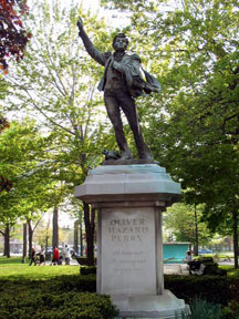 Oliver Hazard Perry Statue